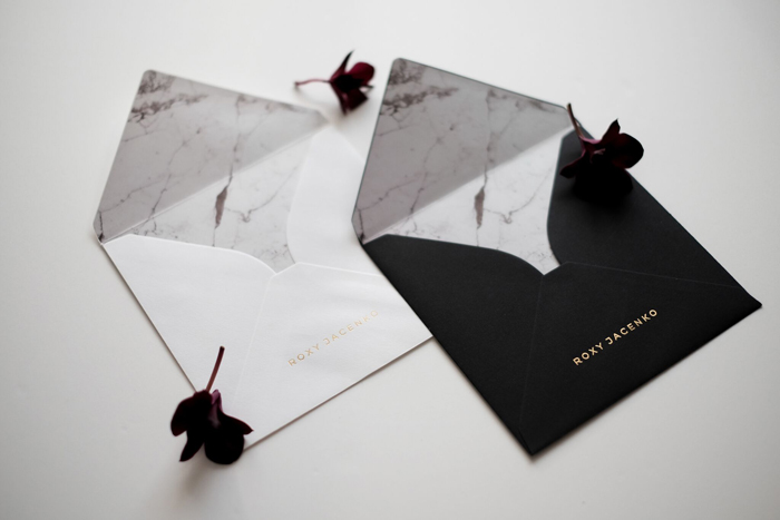 Envelope Liners | Olympia Creative | As Seen on TodaysBride.com