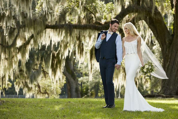 Wedding Dress Alternatives | Martina Liana | As Seen on TodaysBride.com