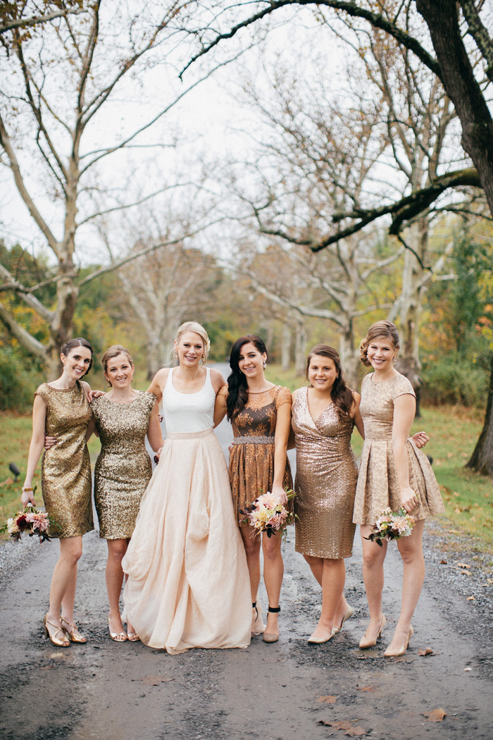 Alternative Wedding Dress | The More We See | As Seen on TodaysBride.com