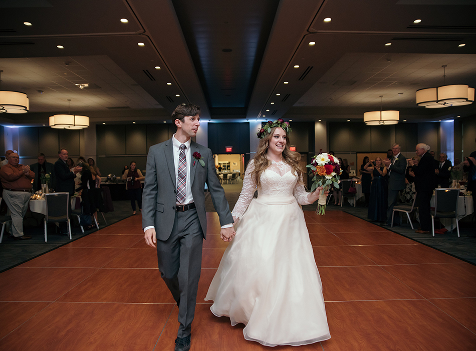 The NEW Center at NEOMED | As Seen On TodaysBride.com