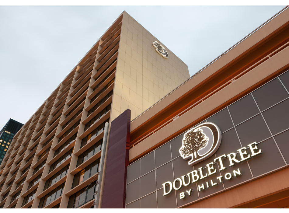 DoubleTree by Hilton Cleveland Downtown | As Seen on TodaysBride.com