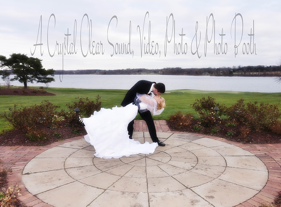 A Crystal Clear Sound, Video, Photo | As seen on TodaysBride.com