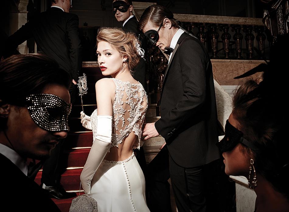 Doreen Leaf Designs Bridal | As Seen On TodaysBride.com
