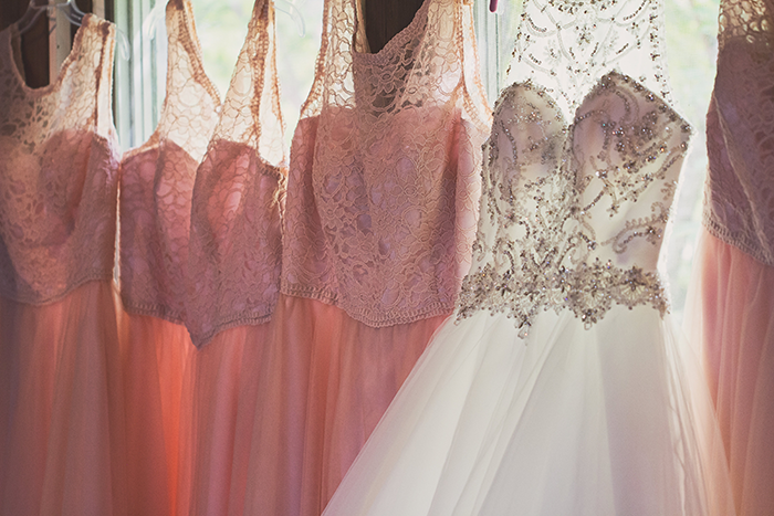 Amanda & Shawn - The Sweetest Day | Oh Snap! Photography | Real Wedding As seen on TodaysBride.com | Real ohio wedding, blush and gold wedding, wedding photography, blush and gold wedding color pallet blush bridesmaid gowns