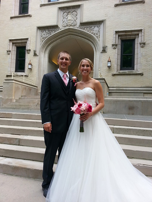 The College of Wooster Catering and Conference Services | As Seen On TodaysBride.com