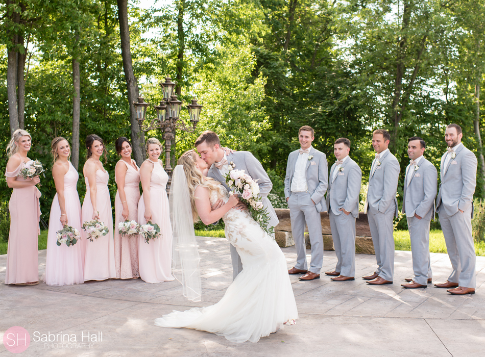 Wedding Photography | Sabrina Hall Photography | as seen on TodaysBride.com