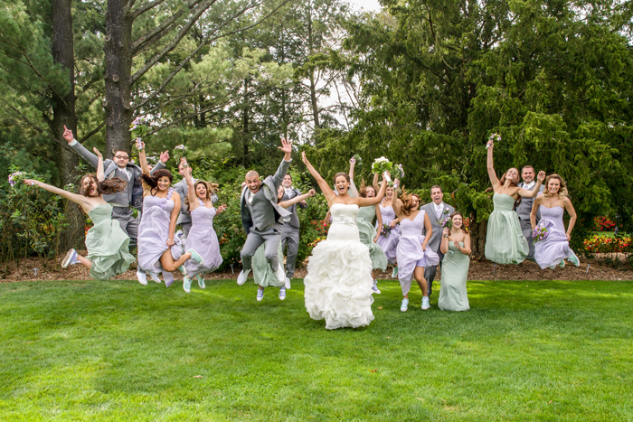 Bridal Party | 3&8 Photography | As seen on TodaysBride.com