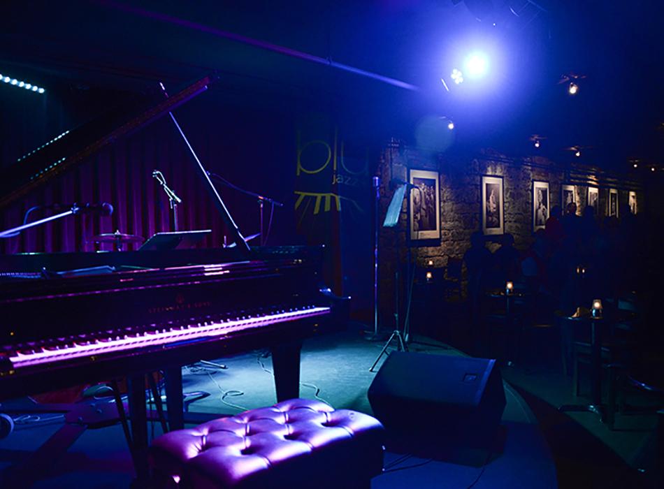 Blu Jazz+