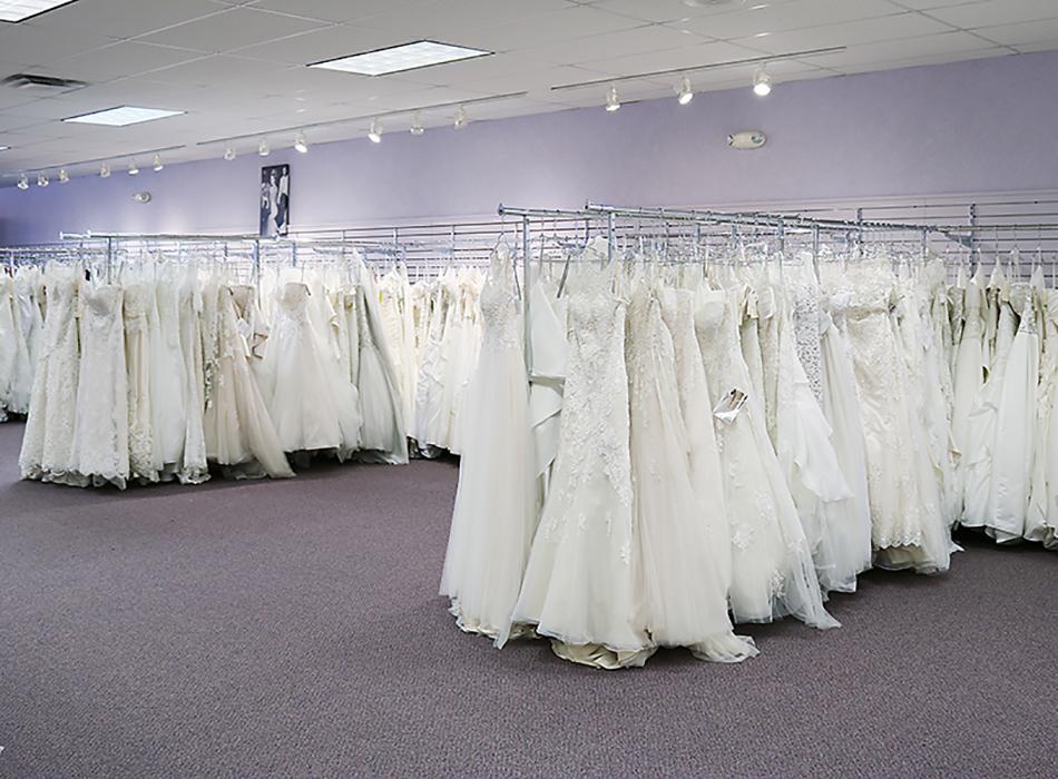 Lavender Bridal Salon | As Seen On TodaysBride.com