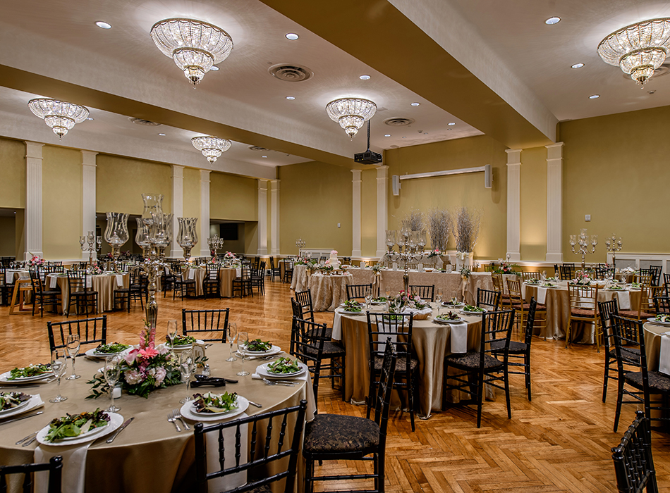 The Historic Onesto Event Center | As Seen On TodaysBride.com