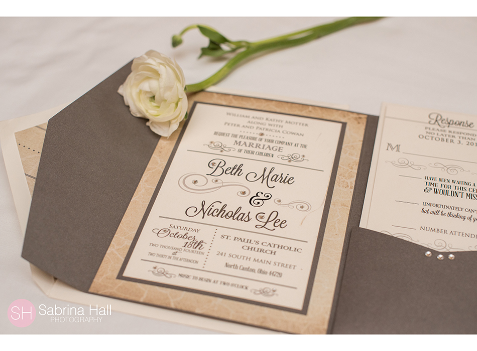 Invitations by Kate | As Seen On TodaysBride.com