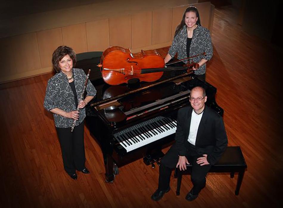Silver & Strings Trio | As Seen On TodaysBride.com