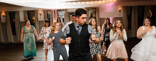 Dancing | Beach Boyz Entertainment | As Seen on TodaysBride.com