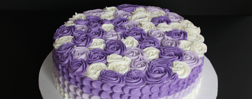 Cake | Cakes by Christina | As seen on TodaysBride.com