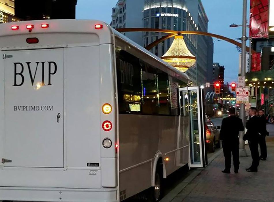 BVIP Limousine Service Ltd. | As Seen On TodaysBride.com