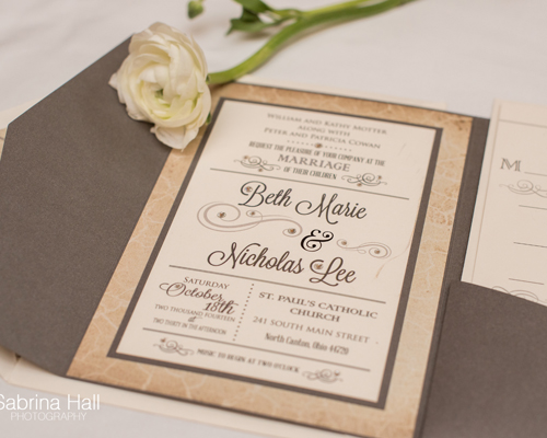 Invitations | Invitations by Kate | As seen on TodaysBride.com