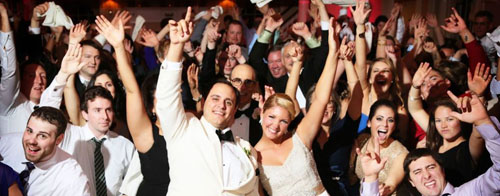 Wedding Party | Music and More |As seen on TodaysBride.com