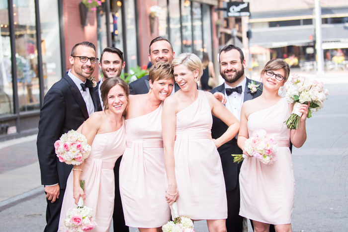 Choosing Your Wedding Party | Orchard Photography | As Seen on TodaysBride.com
