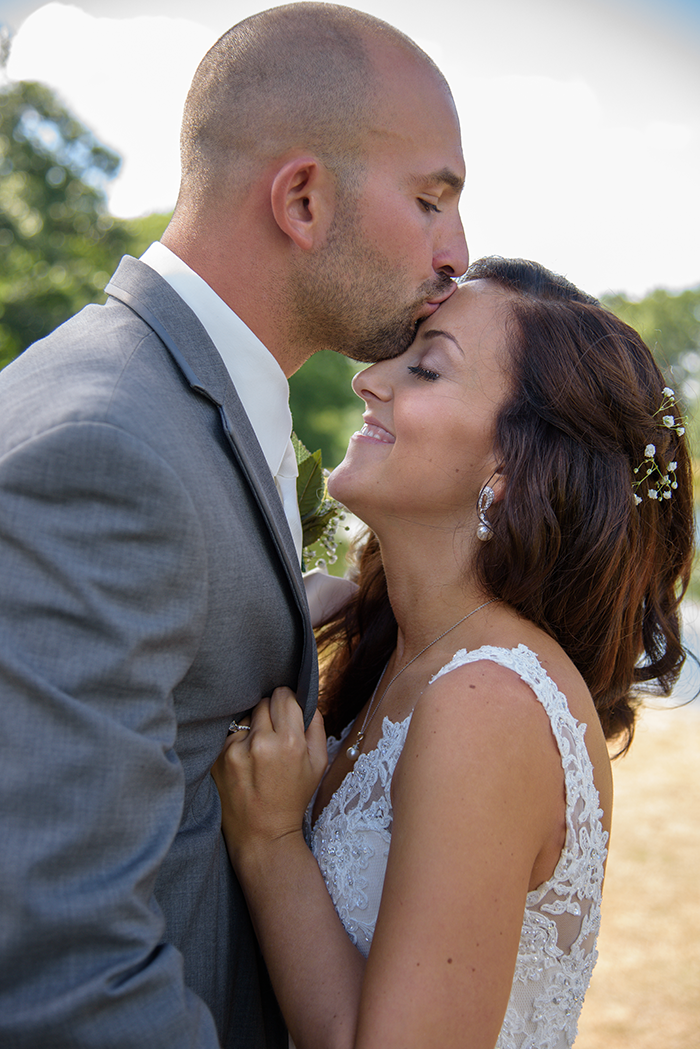 Leah & Fred - Simple Chenoweth Golf Club Wedding | Sabrina Hall Photography | Real Akron wedding as seen on Todaysbride.com, chenoweth golf club wedding, golf course wedding, ohio wedding, rustic wedding, cowgirl boots