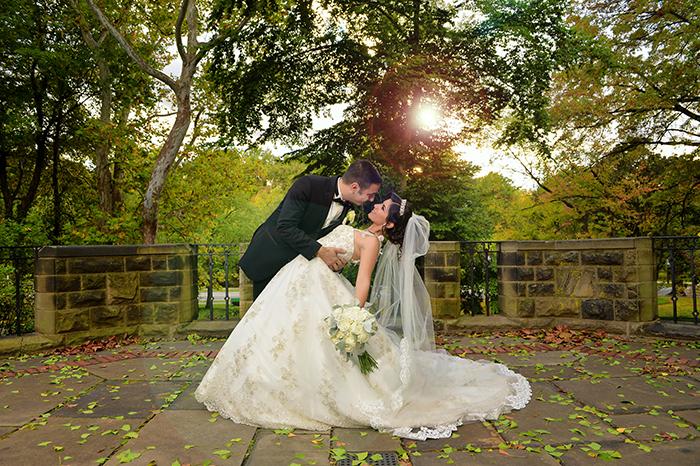 Jessica & Samir - Lovely LaCentre Wedding | Chris Smanto Photography | Real Ohio Wedding, cleveland wedding, blush and gold wedding, fairy tale wedding