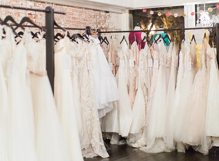 Wedding Dress Shopping | the Dress Boutique | As seen on TodaysBride.com