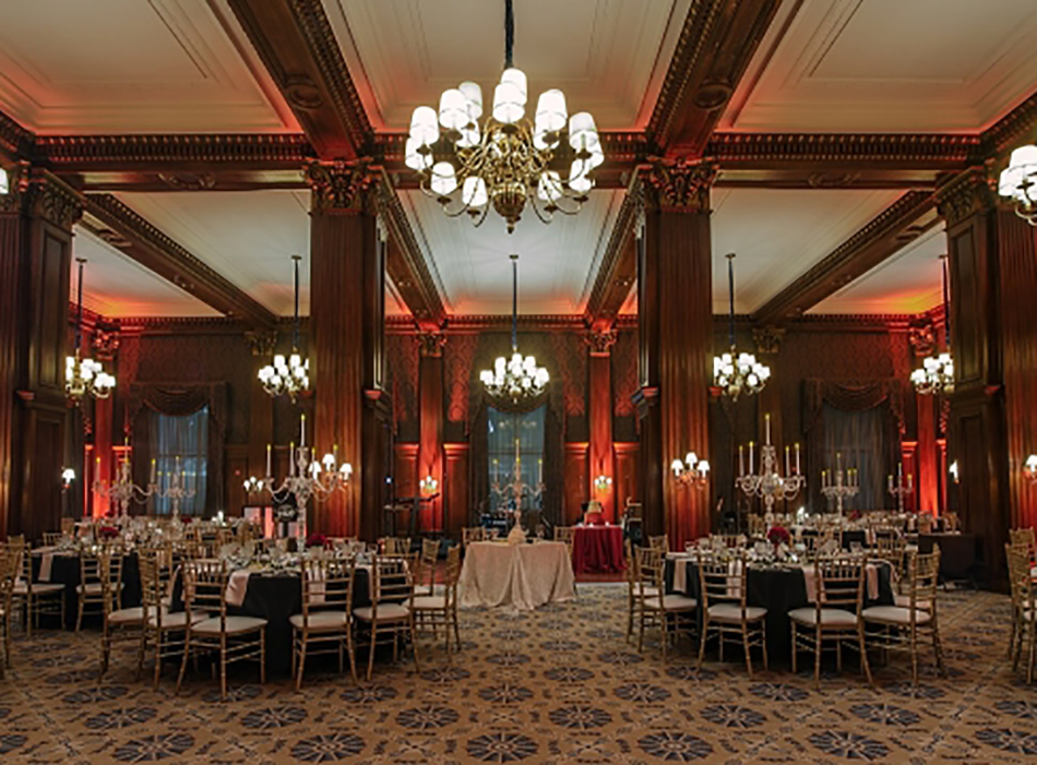 Union Club of Cleveland | As Seen On TodaysBride.com