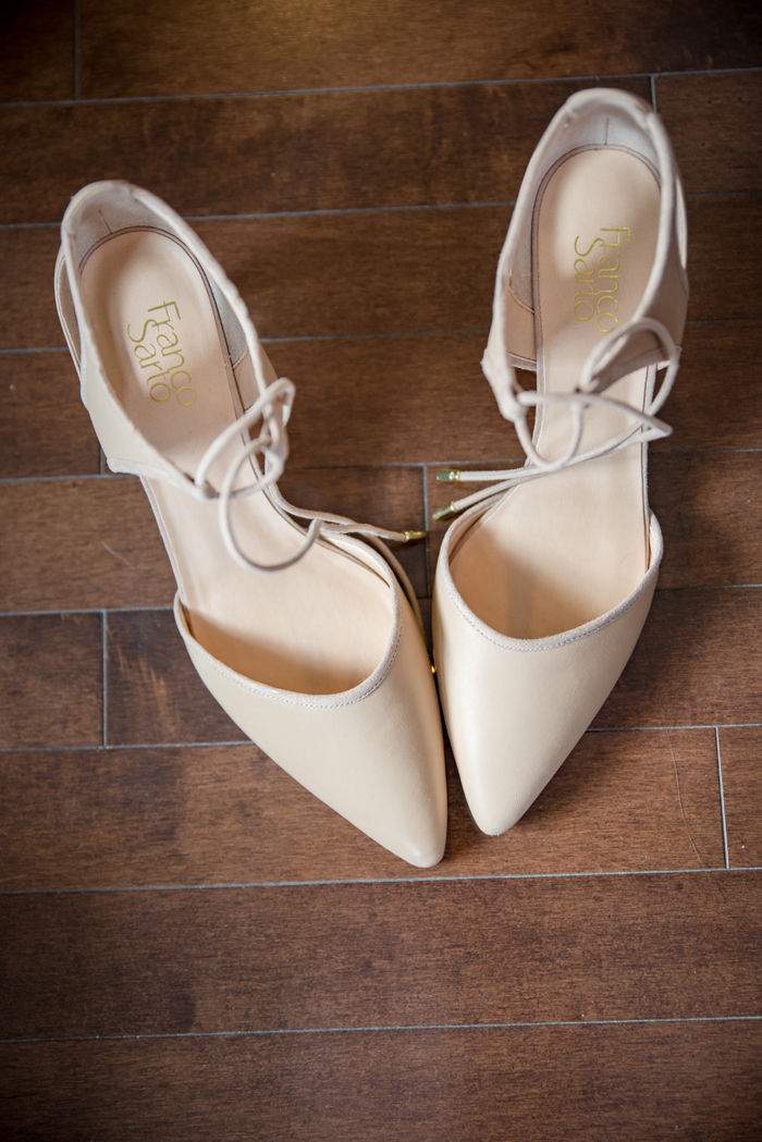 Wedding Shoes | Jadie Foto | As seen on Todaysbride.com