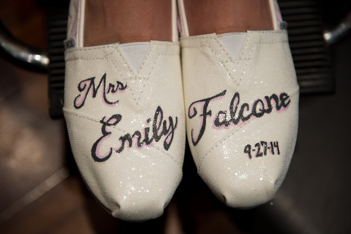 Wedding Shoes | Klodt Photography | As seen on TodaysBride.com
