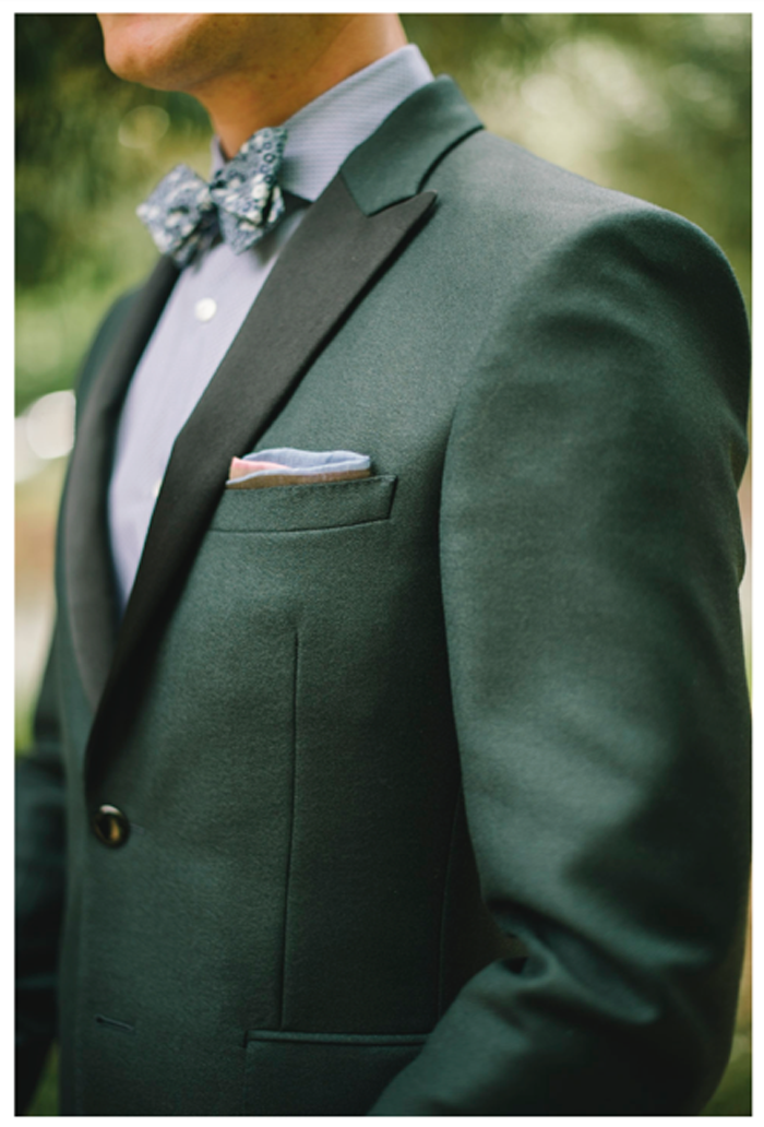 Groom's Attire | Delbarr Photography | As seen on TodaysBride.com