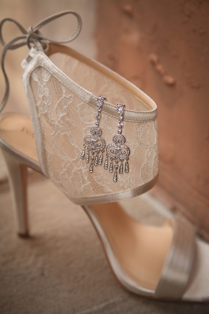 Wedding Shoes | Malick Photo | As seen on TodaysBride.com