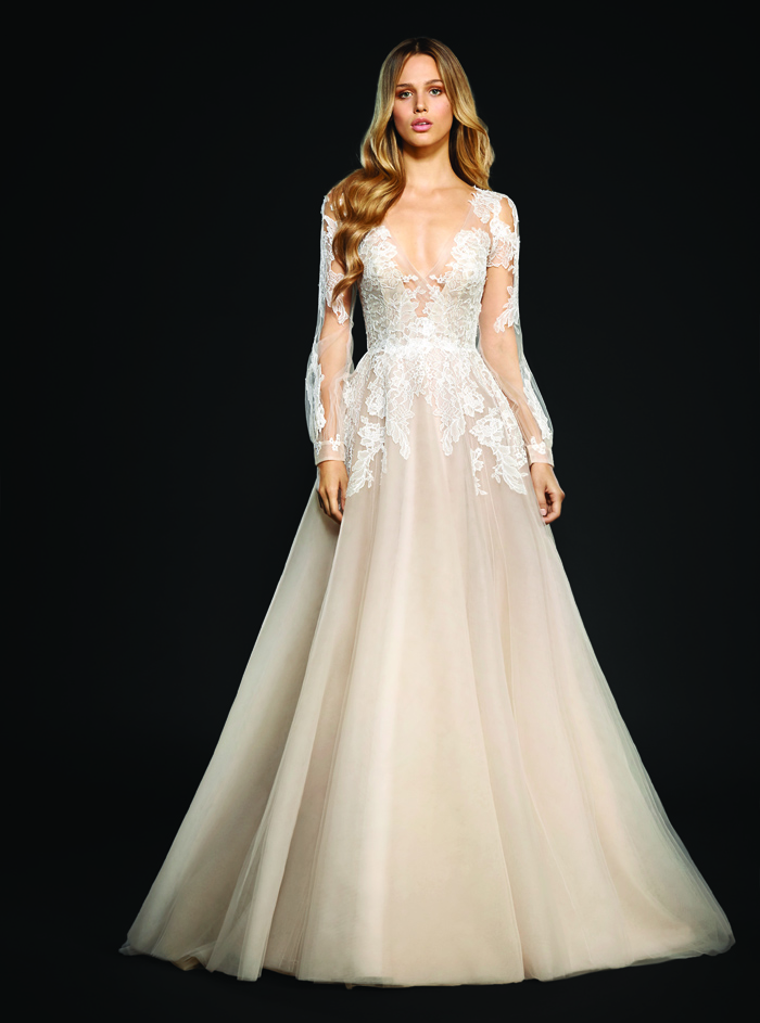 Hayley Paige 2017 Spring Collection | As seen on TodaysBride.com