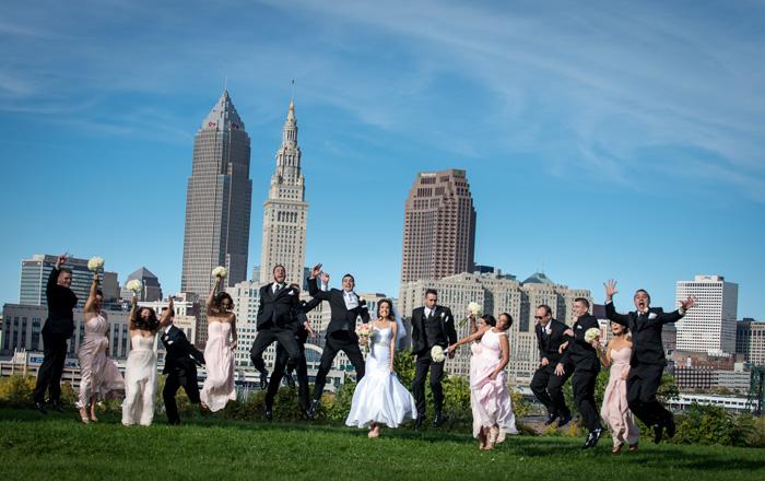 Cleveland Photo | John Paul Studios | As seen on TodaysBride.com