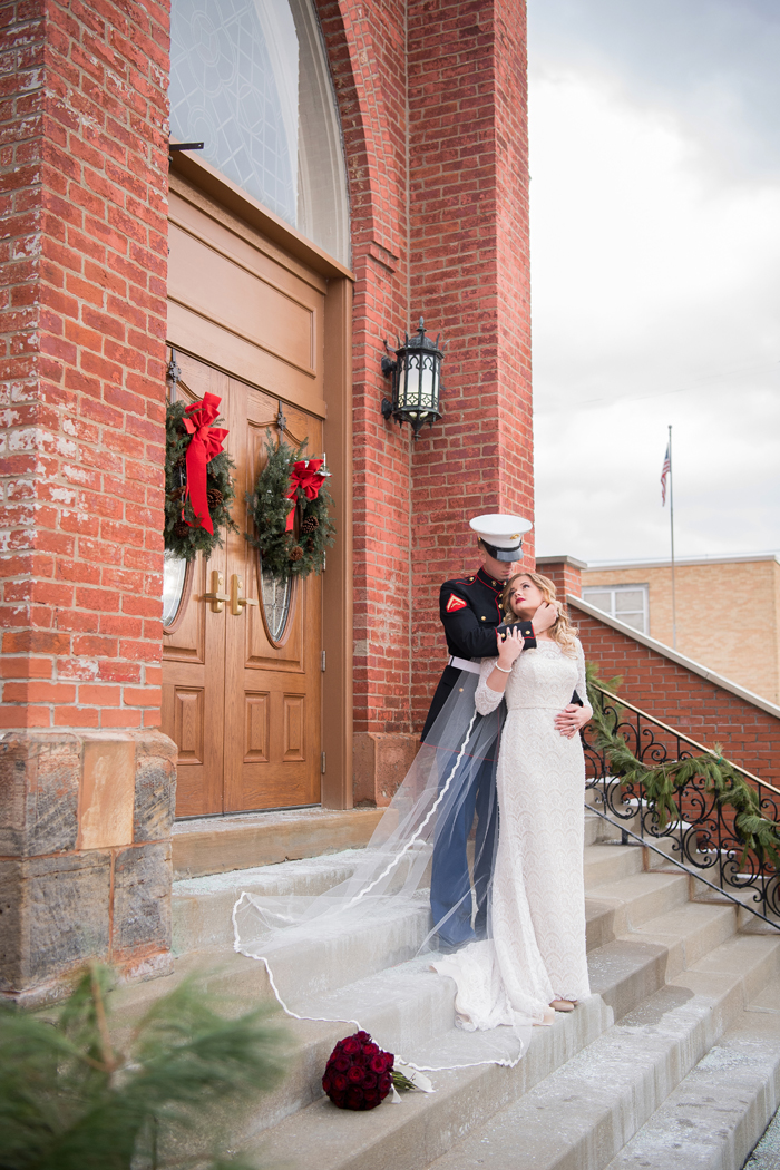 How To Plan A Military Wedding Today S Bride