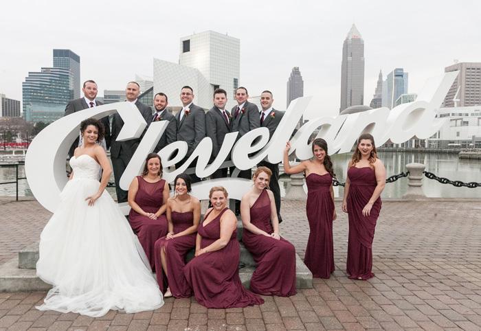 Cleveland Photo | LMAC Photography | As seen on TodaysBride.com