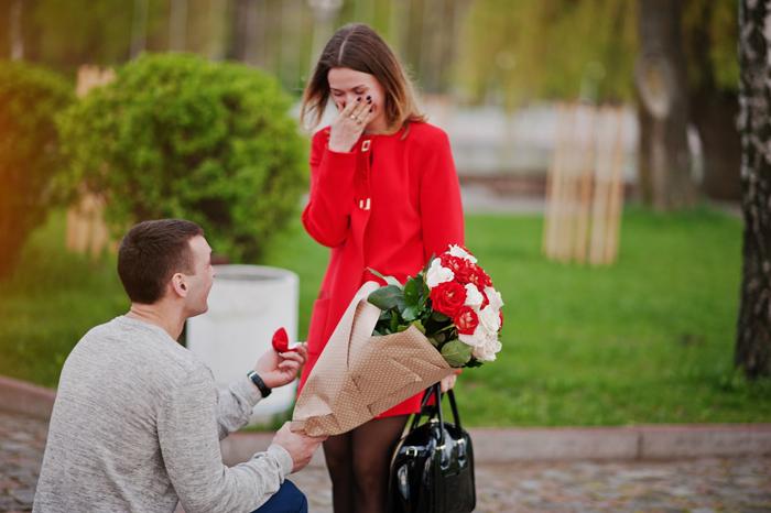 Wedding Website | Proposal Story | As seen on TodaysBride.com