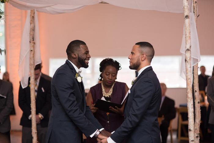 LGBT Wedding | JazzyMae Photography | As seen on TodaysBride.com