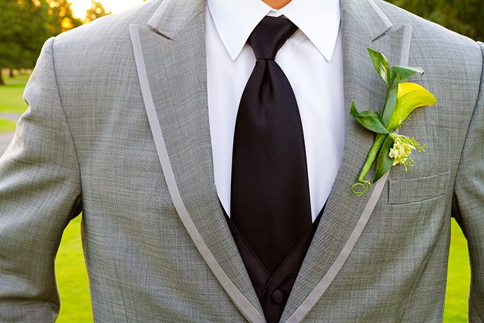 Men's Wedding Attire | As seen on TodaysBride.com