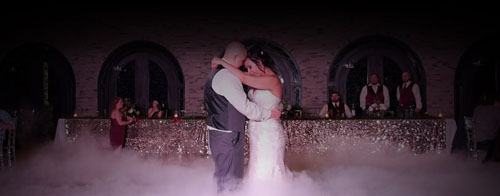 Bride and Groom Dancing | By Request Mobile DJ | As seen on TodaysBride.com