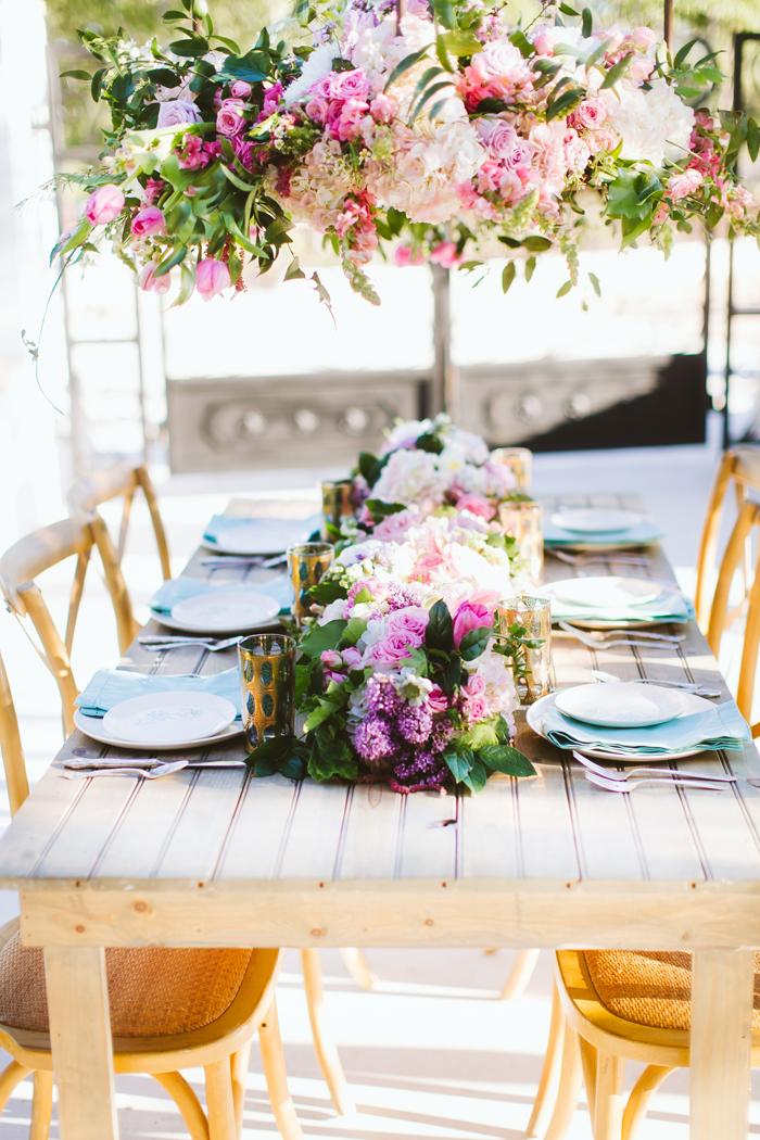 Garden Theme Wedding | Al Gawlik Photography | as seen on TodaysBride.com