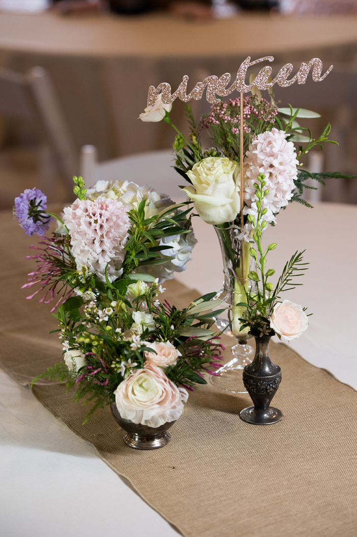 Centerpieces | Klodt Photography | As seen on TodaysBride.com