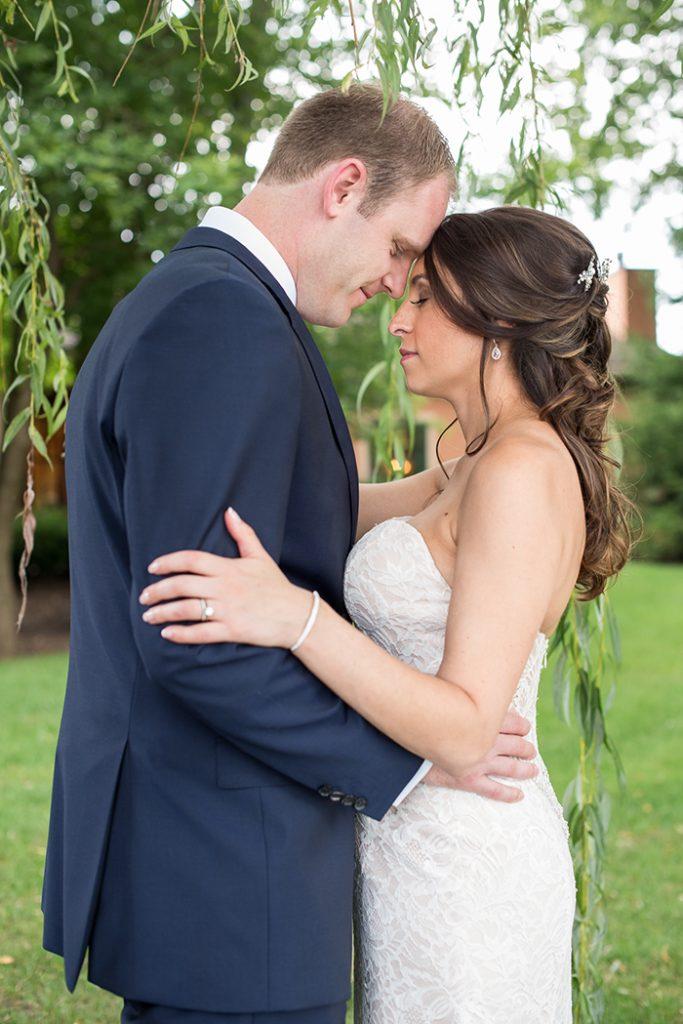 Kelly & Matt - Gervasi Wedding & Gender Reveal! Sabrina Hall Photography real wedding with a baby gender reveal, vineyard wedding, ohio weddings
