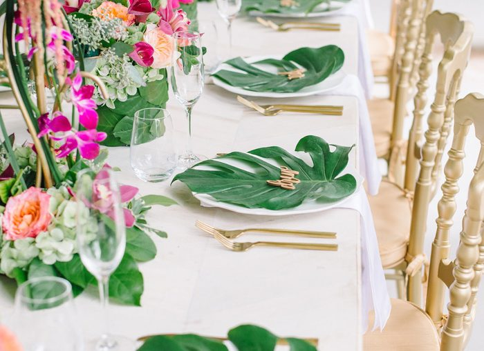 Tropical Wedding | Aaron and Jillian Photography | As seen on TodaysBride.com