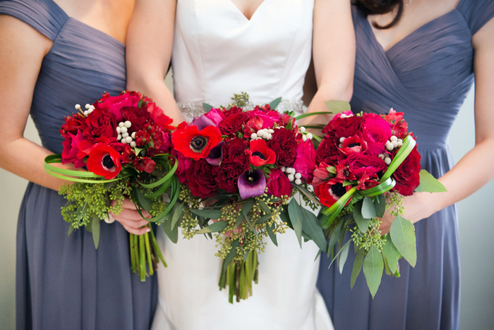 Fall Wedding Bouquet | Klodt Photography | As seen on TodaysBride.com