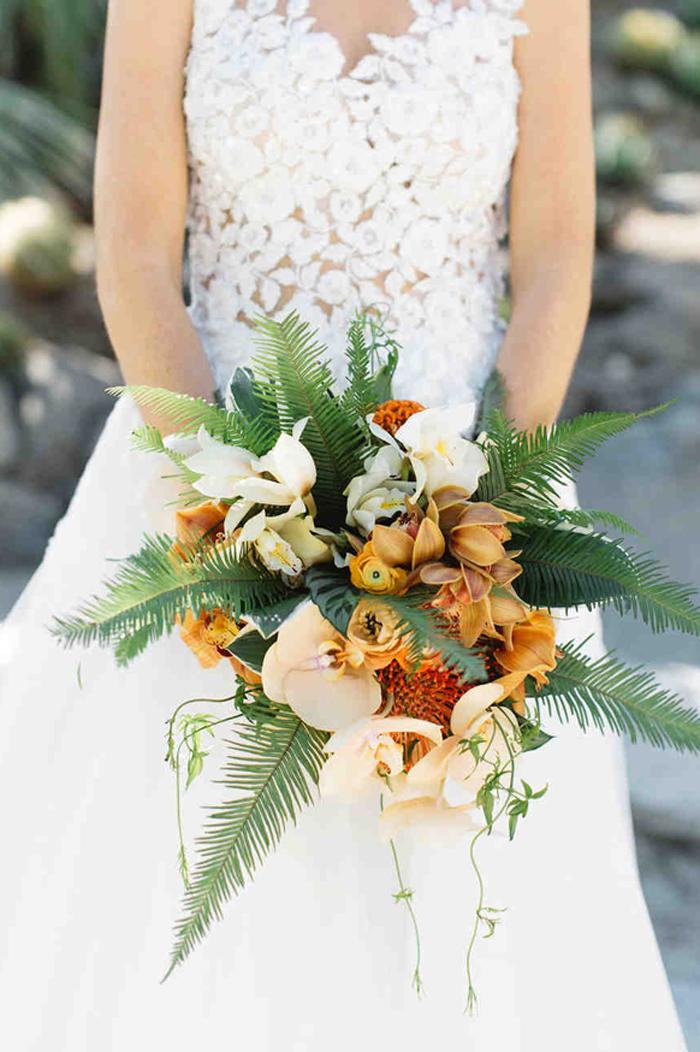 Fall Wedding Bouquet | Brandon Kidd Photography | As seen on TodaysBride.com