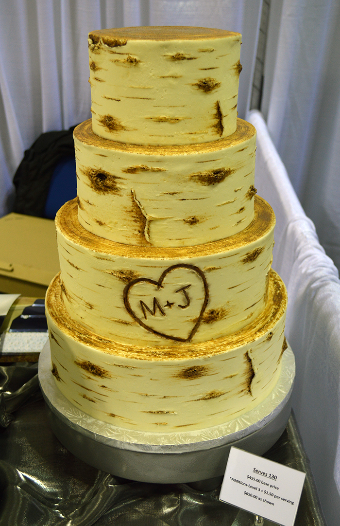 Akron 2018 Bridal Show Cake Gallery | Today\'s Bride