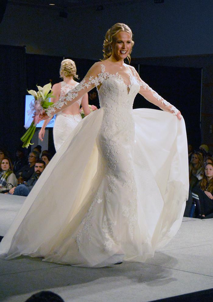 Today's Bride Wedding Show Bridal Fashion Show, Wedding Dresses