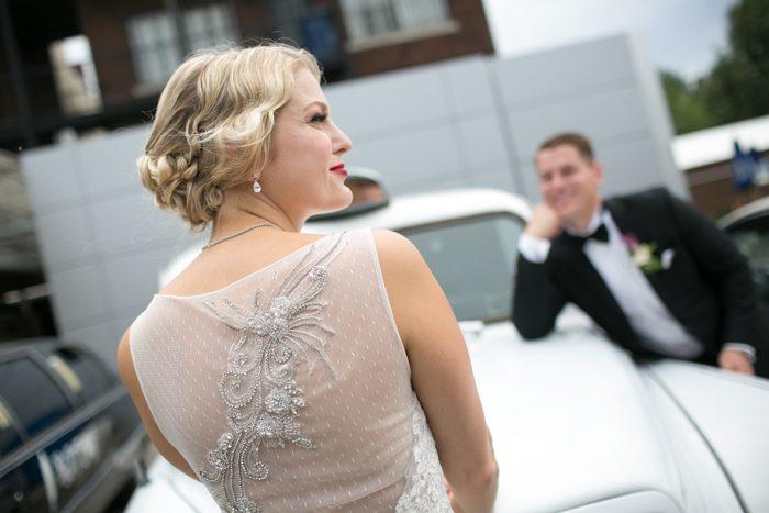 Wedding Hairstyles | BCR Studios by Brad | As seen on TodaysBride.com