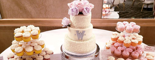 Cake | Wine Down and Sweets | As seen on TodaysBride.com
