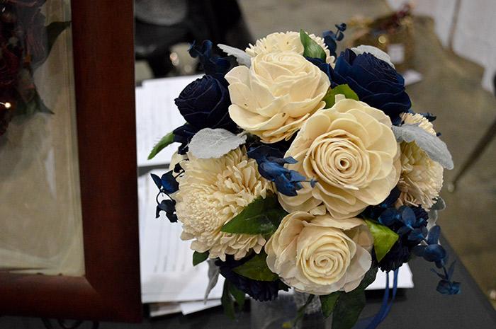 preserved wedding flowers