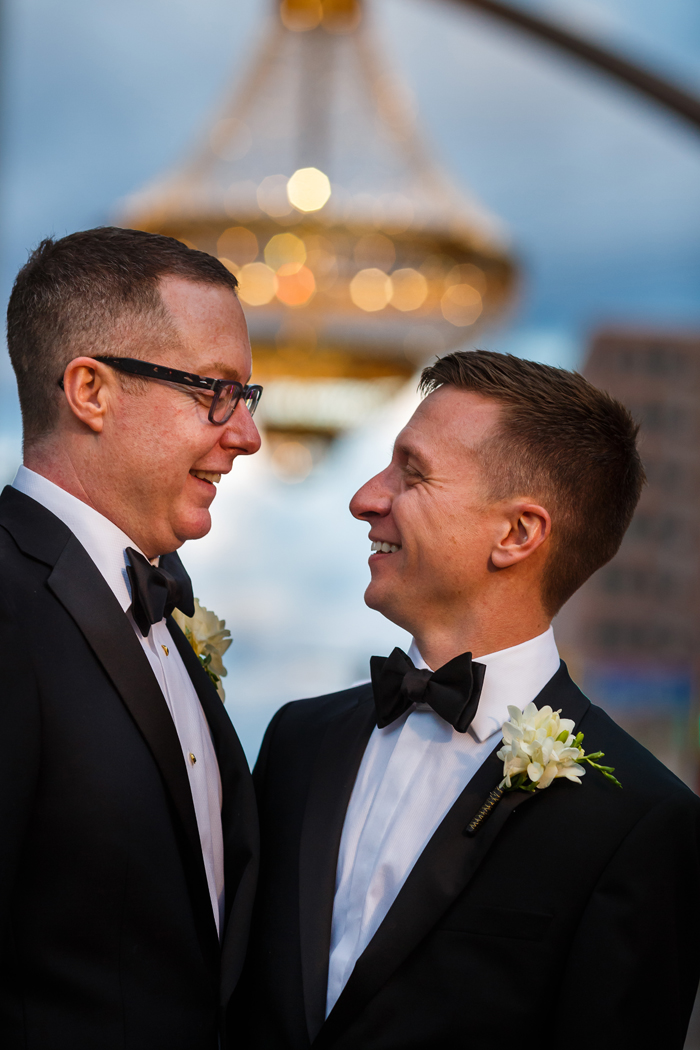 Same-Sex Wedding | Genevieve Nisly Photography | As seen on TodaysBride.com